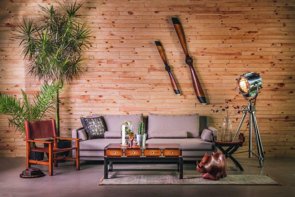 Home AUTHENTIC MODELS - Lit cabane mobil wood