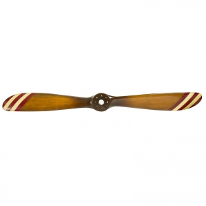 AP154 Authentic Models WWI Laminated Propeller With Clock