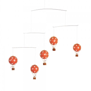 Flying the Skies Mobile, Red Hearts - AP134
