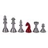 Chess Set Metal - GR033