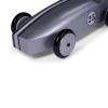 Wood Car Model, Silver - AR064