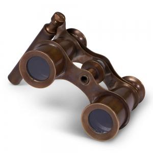 """Opera Binocular Brass 3"""" - KA033B"""