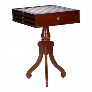 Side Table w/Game Board - MF164