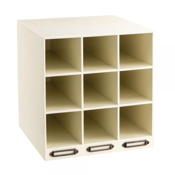 Insert box 1 Wine Rack White - MF233W