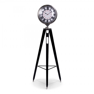 Waterloo Clock on Tripod - SC066
