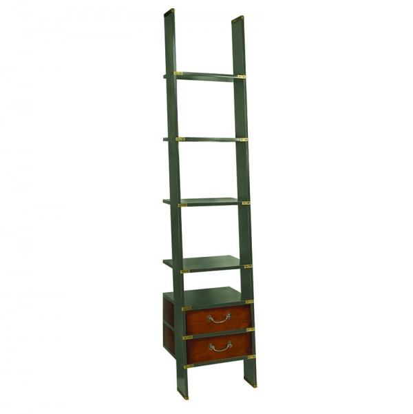 Library Ladder, Gunmetal Grey - MF068G